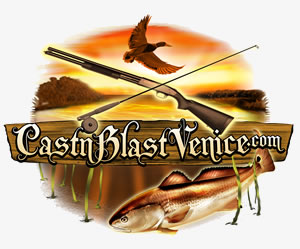 Cast n Blast Venice, Louisiana - Fishing Charter and Duck Hunting Guide Service