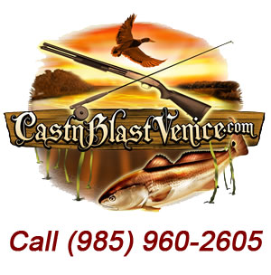 Call Cast n Blast Venice to schedule your next trip