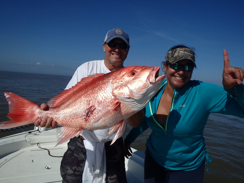 Offshore Snapper fishing