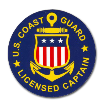 USCG Licensed Captain Brent Ballay
